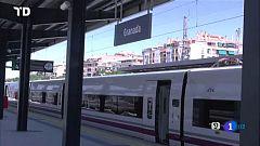 El Ave llega a Granada tras 10 años de obras