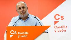 """Igea defiende la abstención en la investidura de Sánchez y la dirección de Cs se mantiene en el """"no"""""""