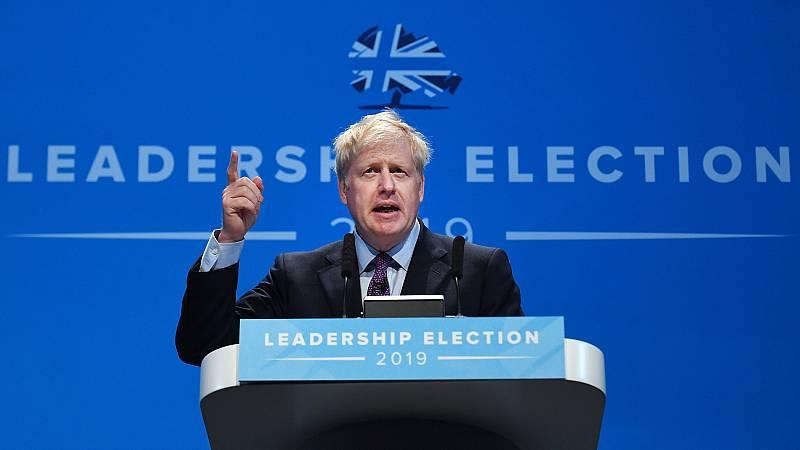 Boris Johnson promete que el Reino Unido estará fuera de la UE el 31 de octubre