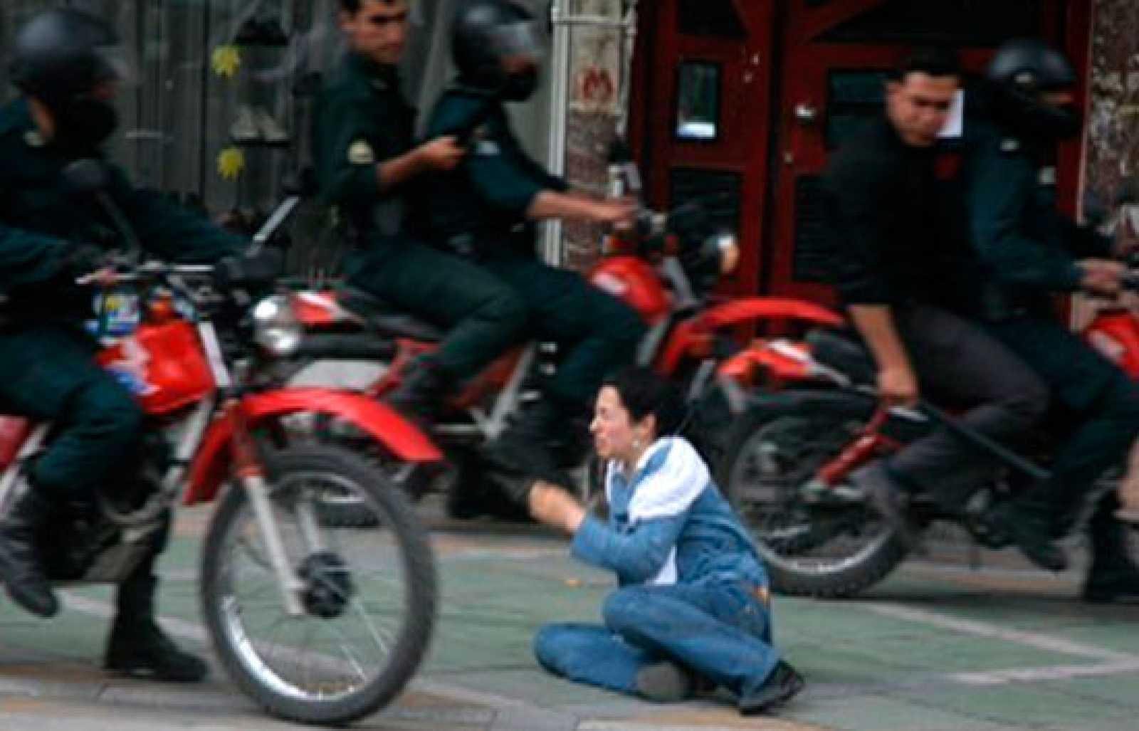 Irán admite que hubo irregularidades en las elecciones
