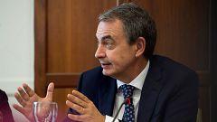 """Zapatero revela que habló con Junqueras antes del juicio y avala """"estudiar"""" indultos si se piden"""