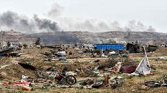 Guerra en Siria: Según la ONU, reconstruir el país costará 390.000 millones de euros
