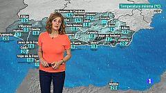 El tiempo en Andalucía - 25/06/19