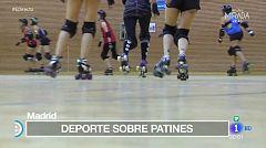 España Directo - Roller Derby, un deporte sobre ruedas
