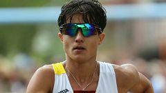 María Pérez, de los entrenamientos en Guadix al sueño de Tokio 2020