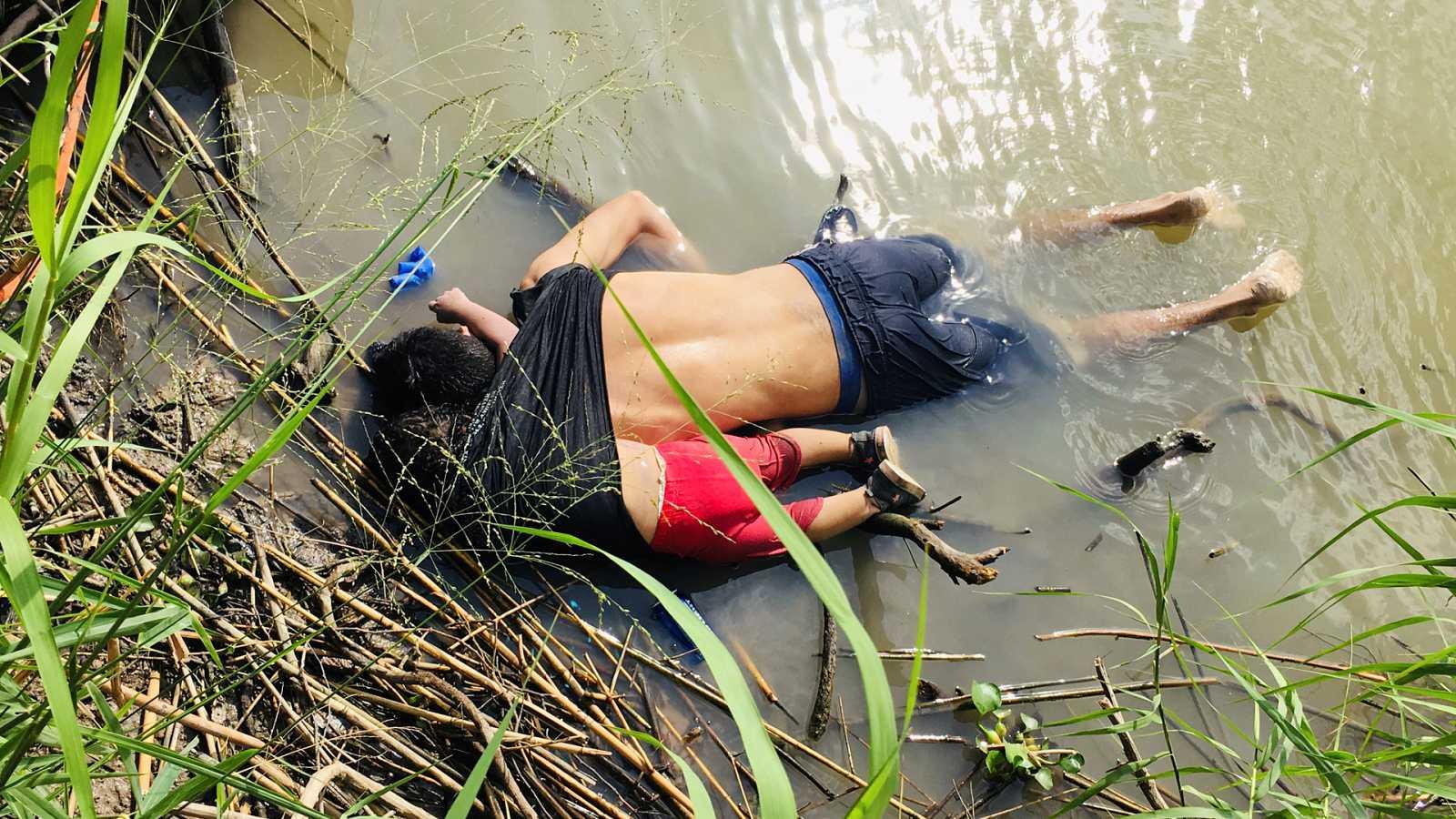 Dolor por la niña Valeria, la Aylan de Río Bravo