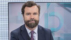 Los desayunos de TVE - Iván Espinosa de los Monteros, portavoz de Vox en el Congreso de los Diputados