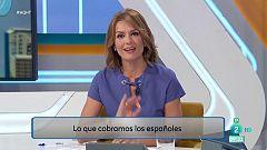Los salarios en España