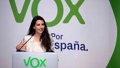 """Vox exige a PP y Cs un """"programa único"""" firmado por los tres para investir a Ayuso en la Comunidad de Madrid"""
