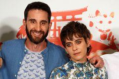 Dani Rovira y María León presentan 'Los Japon', en Madrid