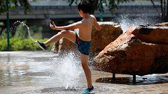 Zaragoza, Navarra, Gipuzkoa y Bizkaia, en alerta naranja por altas temperaturas