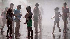 La ola de calor podría acabar siendo la más intensa de las diez registradas en un mes de junio