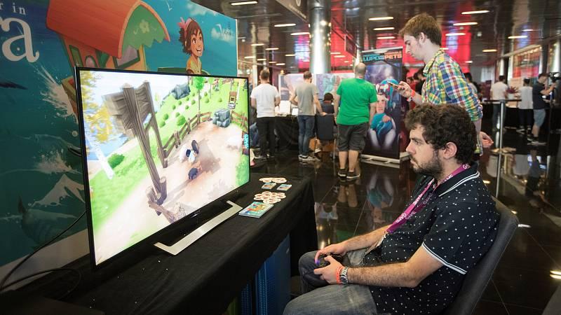 En Barcelona ha abierto las puertas Gamelab, el congreso más importante de Europa del sector del videojuego y donde se presentan las últimas tendencias. Cataluña lidera esta industria a nivel estatal: en solo seis años ha quintuplicado la facturación