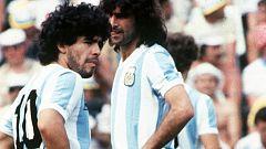 Se cumplen 25 años del último partido de Maradona con Argentina