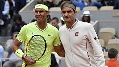 Wimbledon pone a Federer como segundo cabeza de serie y a Nadal como tercero