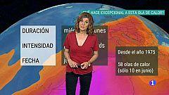 El tiempo en Andalucía - 26/06/19