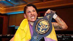 Miriam Gutiérrez, una campeona contra la violencia de género