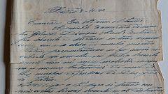 Cartas en el tiempo - Una mano tendida - Madrinas de guerra: Confortar a los hombres de las trincheras