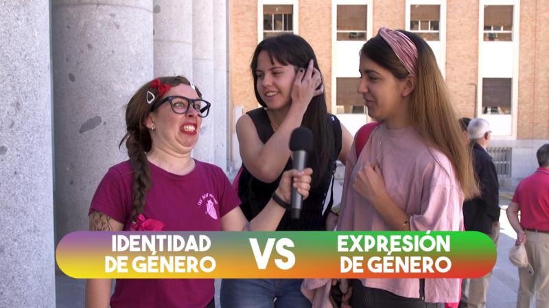 Señoras Fetén, Especial Orgullo - Cuestionario sexual y de género con Adelita Power