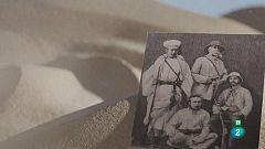 Cartas en el Tiempo - Grandes Exploradores: Objetivo: el desierto