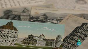 Orígenes: Varias tarjetas postales siglos XIX y XX