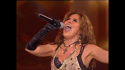 """Cachitos de hierro y cromo - Tu cachito entero - Gloria Trevi: """"Todos me miran"""" (2006)"""