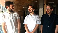 """Los creadores de 'GRIS', el videojuego español del año: """"Teníamos ganas de hacer un juego de autor y artístico"""""""