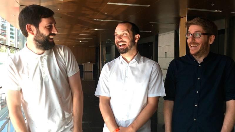 """Los creadores de 'GRIS', el videojuego español del año: """"Teníamos ganas de hacer un juego propio, de autor y artístico"""""""