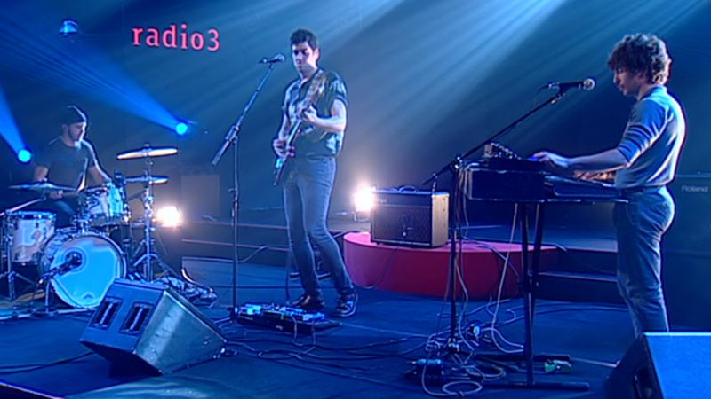 Los conciertos de Radio 3 - The Levitants - ver ahora