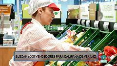 6.000 empleos en supermercados de toda España