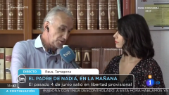 Entrevista a Fernando Blanco, padre de Nadia Nerea