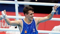 Gabriel Escobar disputará la final del peso mosca de boxeo en Minsk