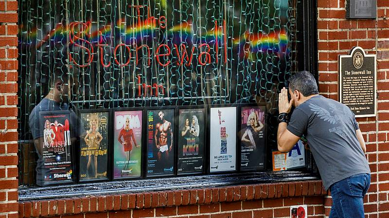 Nueva York celebra el World Pride en el 50 aniversario de Stonewall