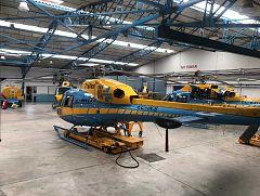 España Directo - Operación salida con un helicóptero de la DGT