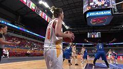 Baloncesto - Campeonato de Europa Femenino: España - Inglaterra