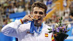 Gabriel Escobar se cuelga el oro en boxeo (-52Kg)