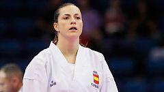 Laura Palacio logra el título en kumite