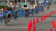 Triatlón - ITU World Series 2019 Carrera Élite Masculina Prueba Montreal