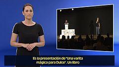 En lengua de signos - 30/06/19