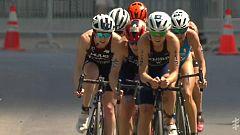 Triatlón - ITU World Series 2019 Carrera Élite Femenina Prueba Montreal
