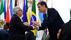 Últimas negociaciones para que los 28 acuerden el reparto de cargos de la Unión Europea