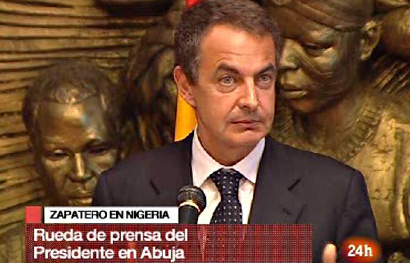 """Zapatero responde a Ordóñez y a Trichet: """"Una cosa es opinar como experto y otra gobernar"""""""