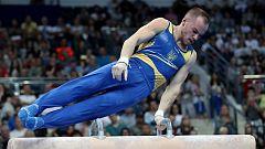 Juegos Europeos Minsk - Gimnasia artística Finales por aparatos (1)