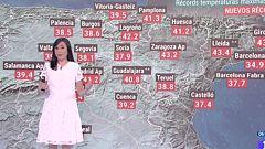 Las temperaturas bajan levemente pero seguirán altas en el centro, Baleares y nordeste