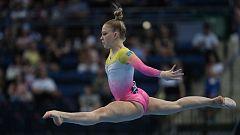 Juegos Europeos Minsk - Gimnasia artística Finales por aparatos (2)