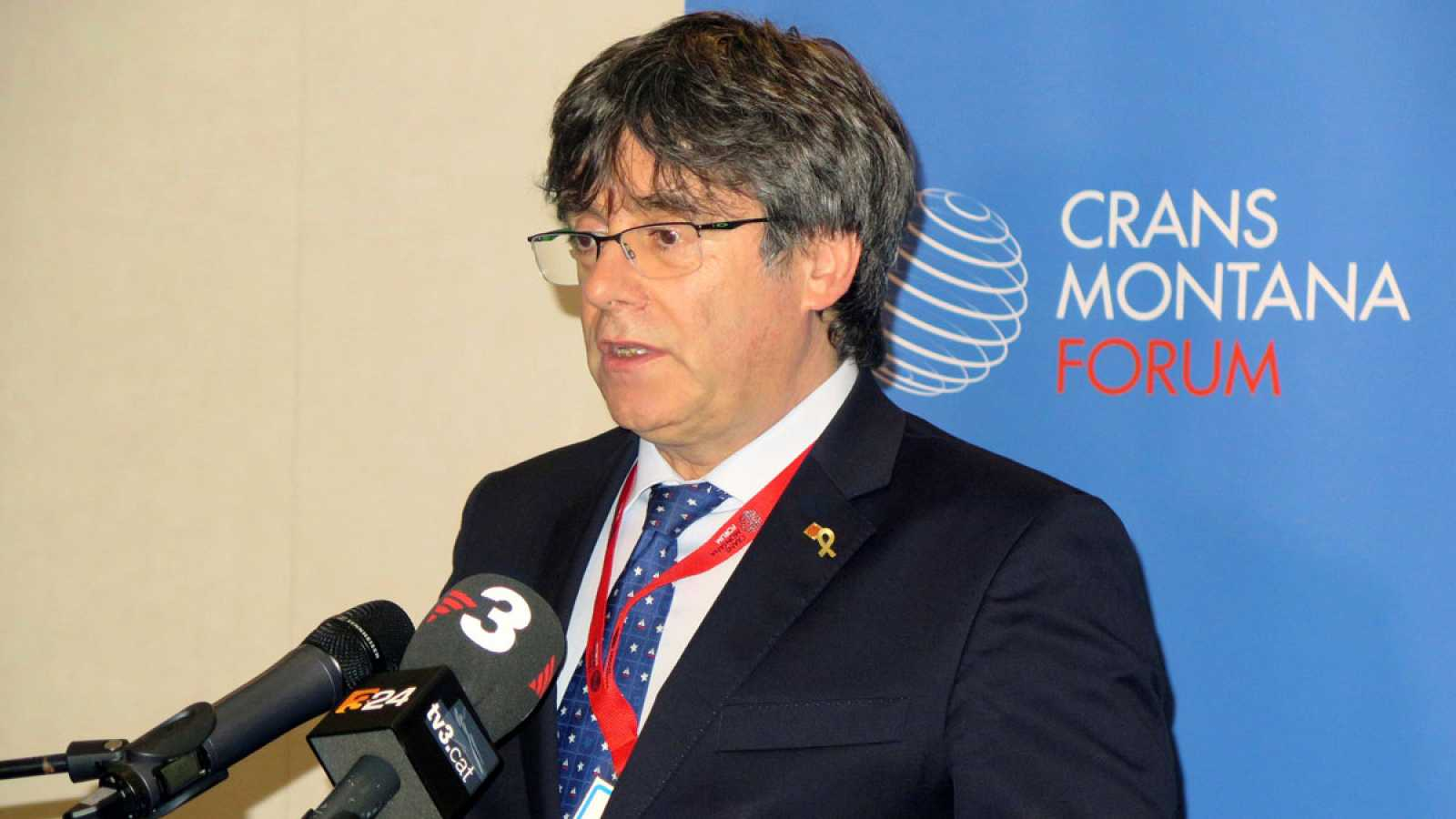 La Justicia europea rechaza conceder a Puigdemont y Comín las medidas urgentes que pedían para ser eurodiputados