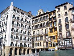 España Directo -  Un hotel con mucha historia en Pamplona