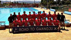 España, a por la medalla en el mundial de waterpolo masculino