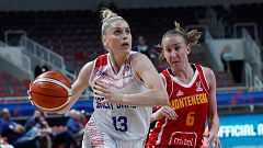 Baloncesto - Campeonato de Europa Femenino 1/8 Final: Gran Bretaña - Montenegro