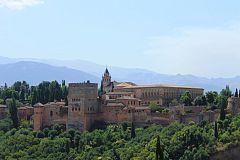 España Directo -  La Alhambra de Granada, un lugar de récord